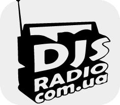 Логотип радиостанции DJsRadio