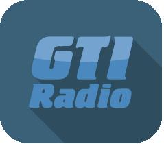 Логотип радиостанции GTI Radio