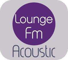 Логотип радиостанции Lounge FM - Acoustic