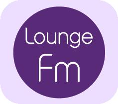 Логотип радиостанции Lounge FM