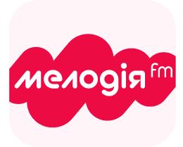 Логотип радиостанции Мелодия FM