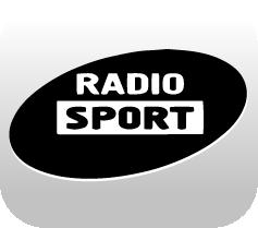 Логотип радиостанции Радио Спорт