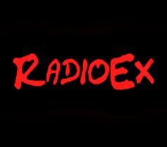 Логотип радиостанции RADIOEX