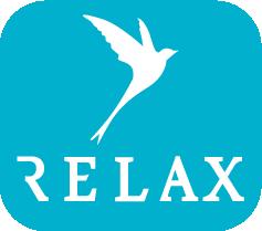 Логотип радиостанции Relax