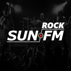 Логотип радиостанции SunFM Rock